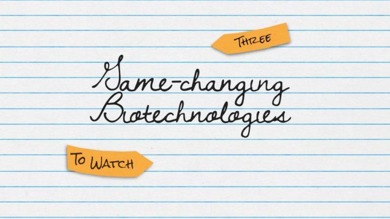 Game Changin Biotech 2018