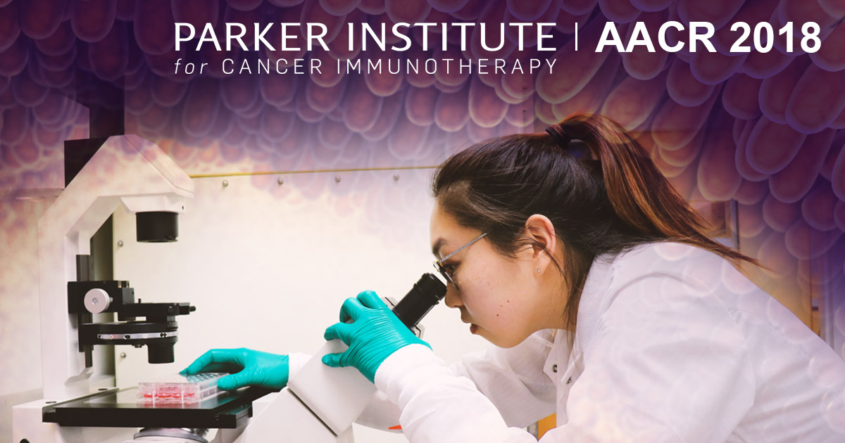 Parker Institute for Cancer Immunotherapy Scientists to