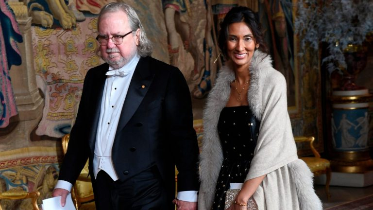 Jim Allison Padmanee Sharma Nobel Credit AP