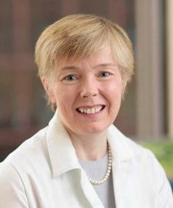 Eileen M. O'Reilly, MD, of Memorial Sloan Kettering Cancer Center